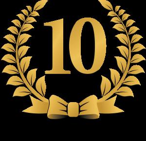jubileum 10 jaar 10jaar   NIGA jubileum 10 jaar
